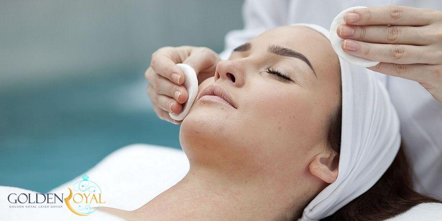 پاکسازی پوست صورت چیست ؟