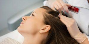 مزوتراپی ( درمان ریزش موی سر )