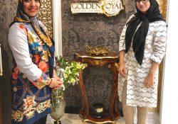 کلینیک زیبایی گلدن رویال در فرمانیه